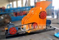 SCF88双级破碎机,筛分机生产线发货图片_发往甘肃武威_破碎红土