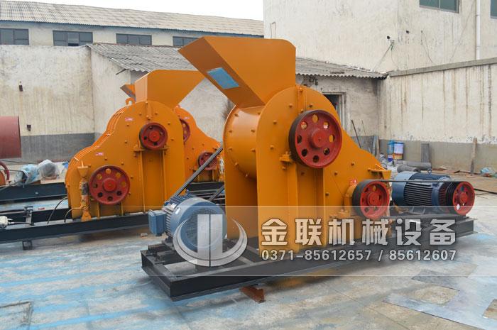 SCF800×600中型煤矸石粉碎机,生产能力40-50t/h