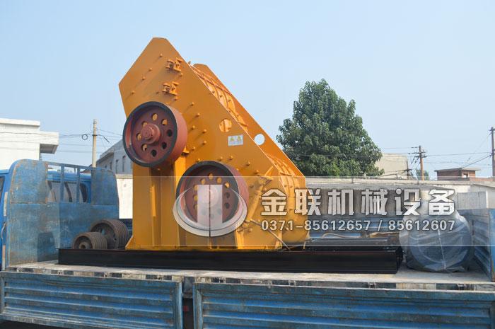 SCF1100×1000大型煤矸石粉碎机,生产能力95-110t/h