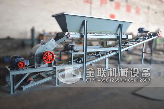 关于移动式粉煤机在存放时的注意事项